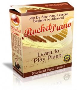 RocketPiano piano cursus